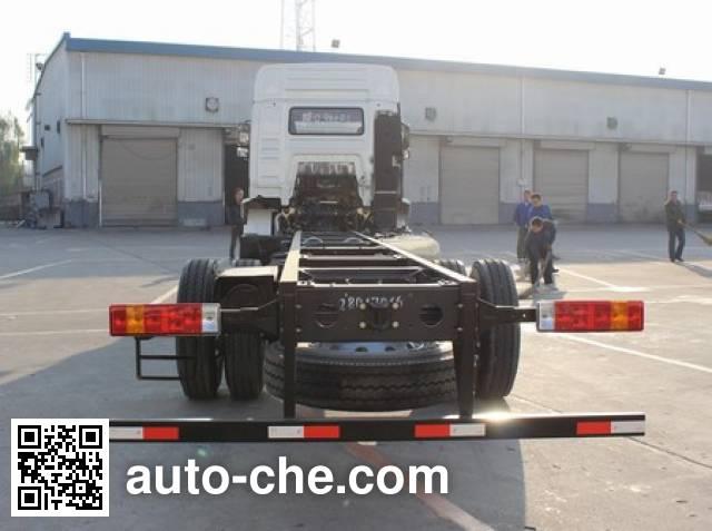 陕汽牌SX1200MP5载货汽车底盘
