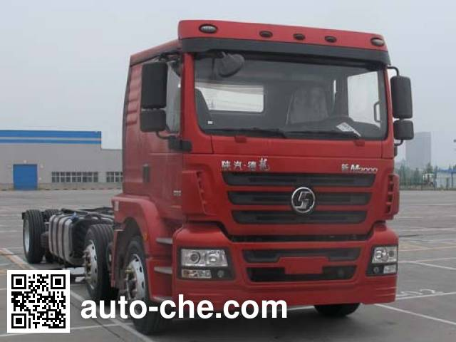Shacman SX1210MC9TCL truck chassis