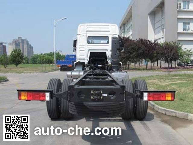 陕汽牌SX1250MA9载货汽车底盘