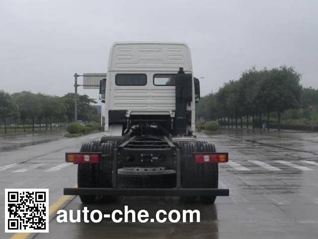 陕汽牌SX1260XA3载货汽车底盘