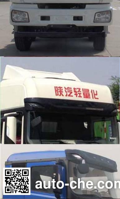 Shacman SX5250XLCXA9 refrigerated truck