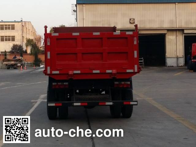 Shacman SX3102GP4 dump truck