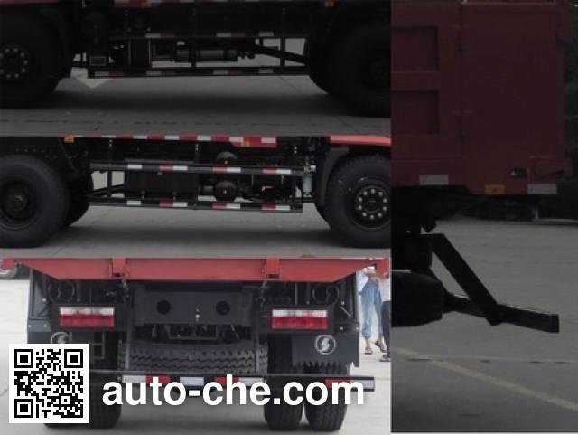 Shacman SX3120GP5 dump truck