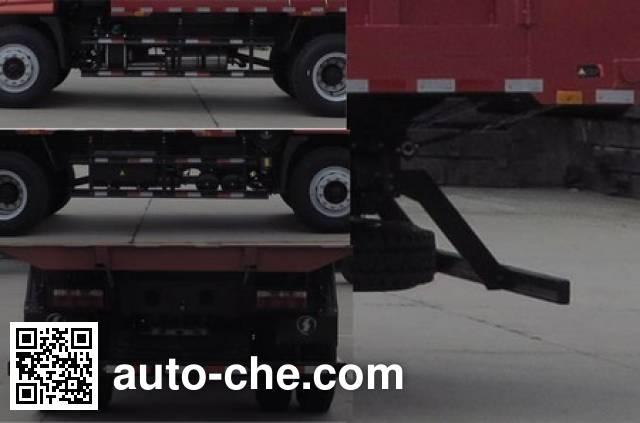 Shacman SX3160GP5 dump truck