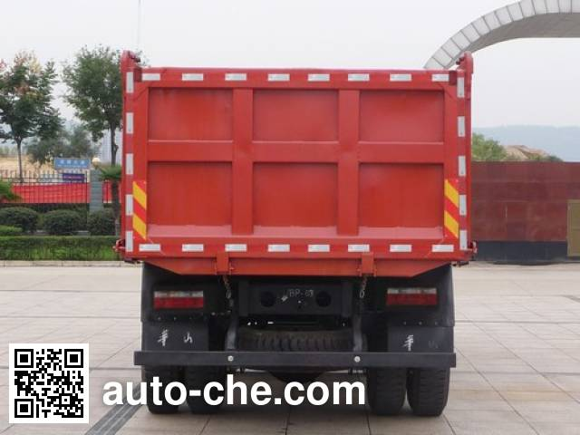 Shacman SX3203GP4 dump truck