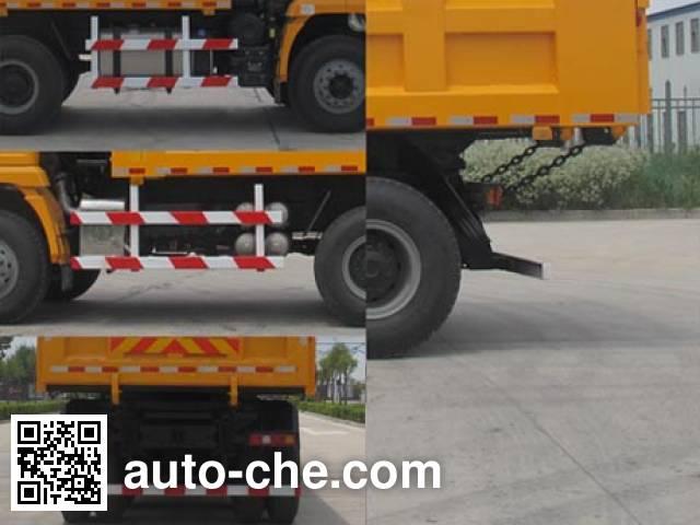Shacman SX32505B434A dump truck