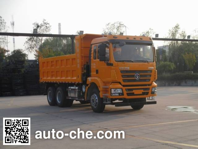 Shacman SX3251MP5 dump truck