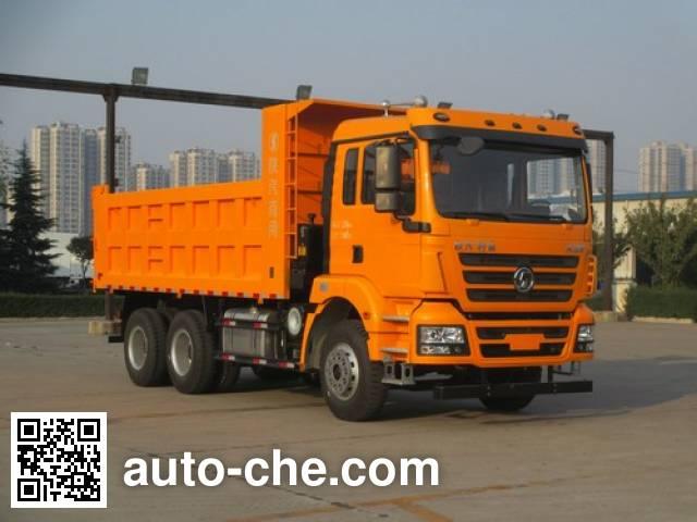 陕汽牌SX3252MP5自卸汽车