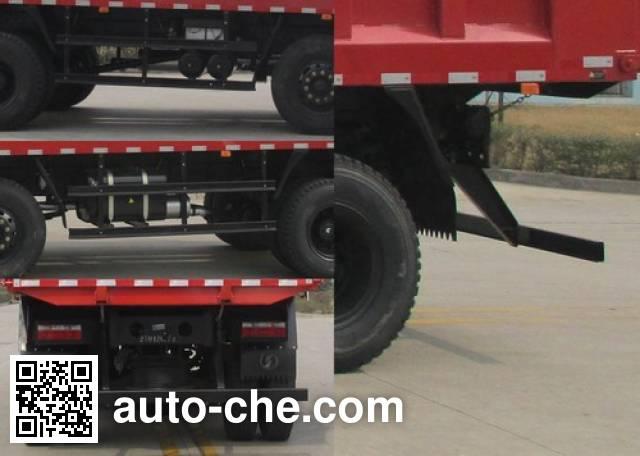 Shacman SX3254GP4 dump truck