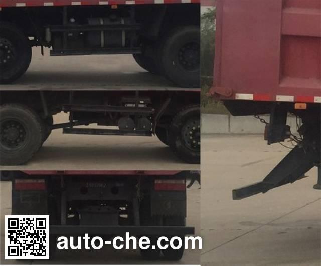 Shacman SX3254GP5 dump truck