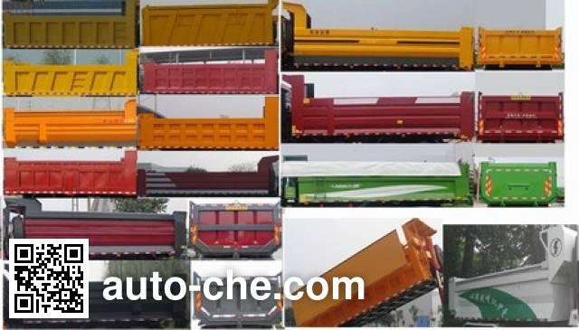 Shacman SX3255GP5N dump truck