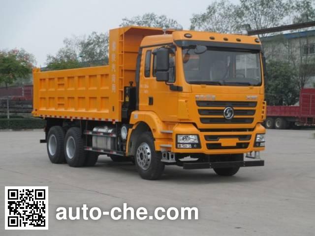 Shacman SX3254MP5 dump truck