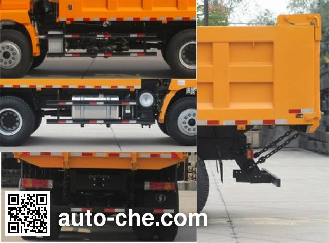 Shacman SX3255MP5 dump truck