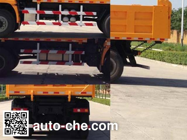 Shacman SX32506B464 dump truck