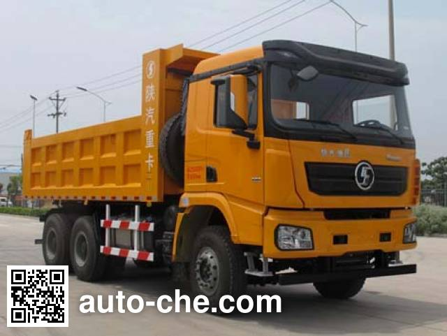 Shacman SX32506B404 dump truck