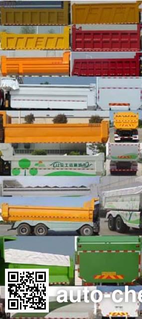 Shacman SX3256DR464 dump truck