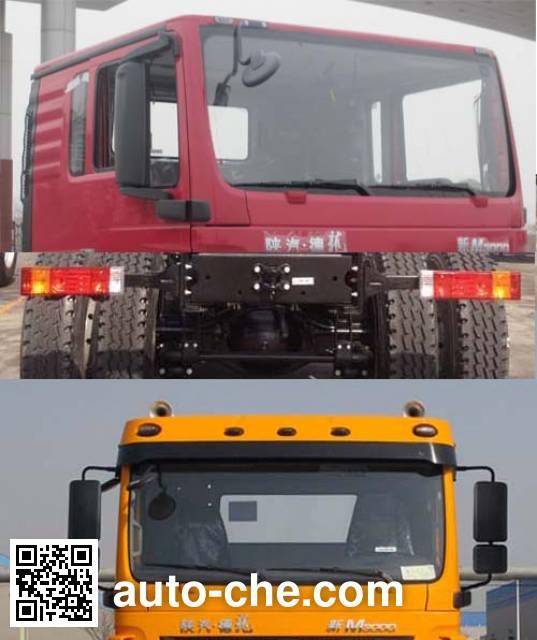 Shacman SX3256HT464A dump truck
