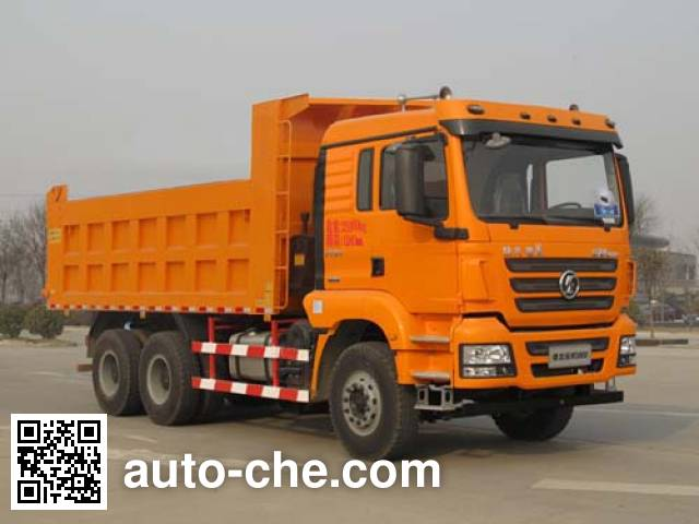 Shacman SX3250MB384J2 dump truck