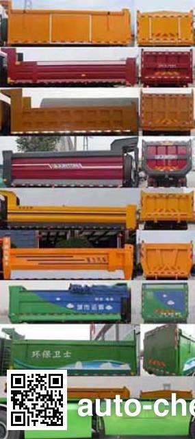 Shacman SX3258DT434TL dump truck