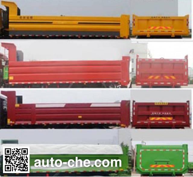 陕汽牌SX33105C426B自卸汽车