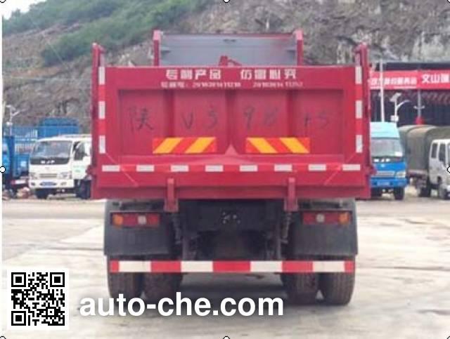 陕汽牌SX33105C486B自卸汽车