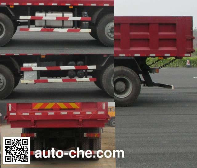Shacman SX3310DB406A dump truck