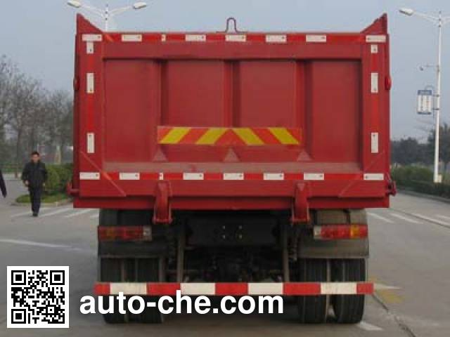 Shacman SX3310MB326 dump truck