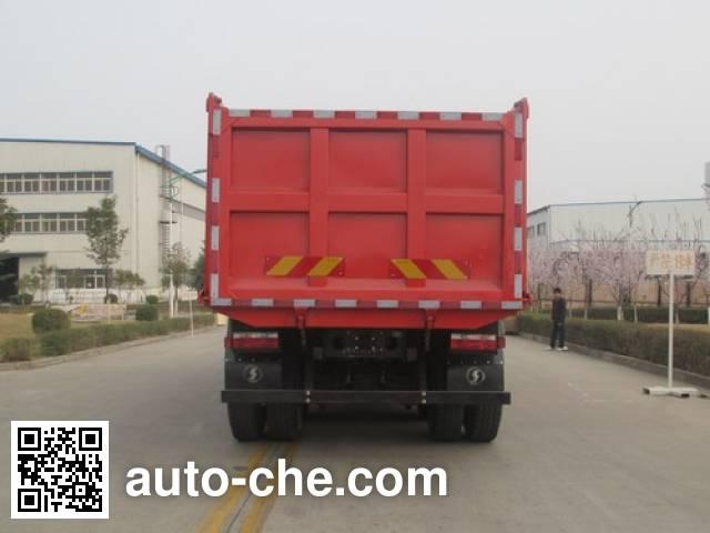 Shacman SX3310RT dump truck