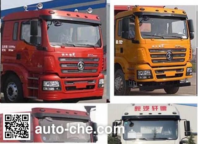 Shacman SX3310MP4 dump truck