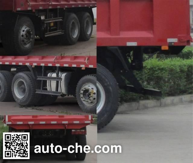 Shacman SX3311RT dump truck