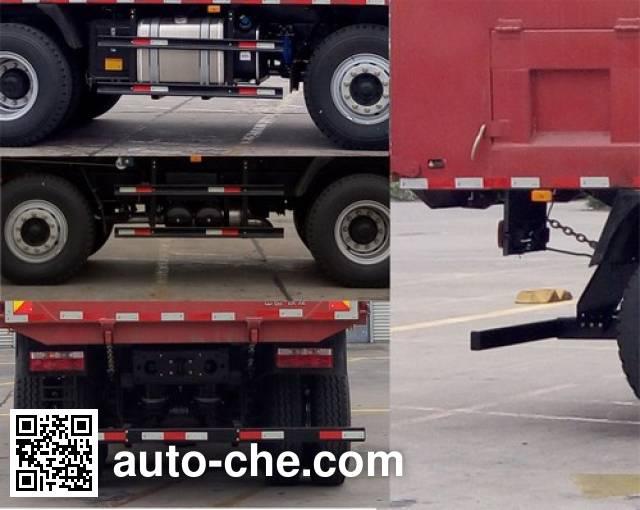 Shacman SX3312GP5 dump truck
