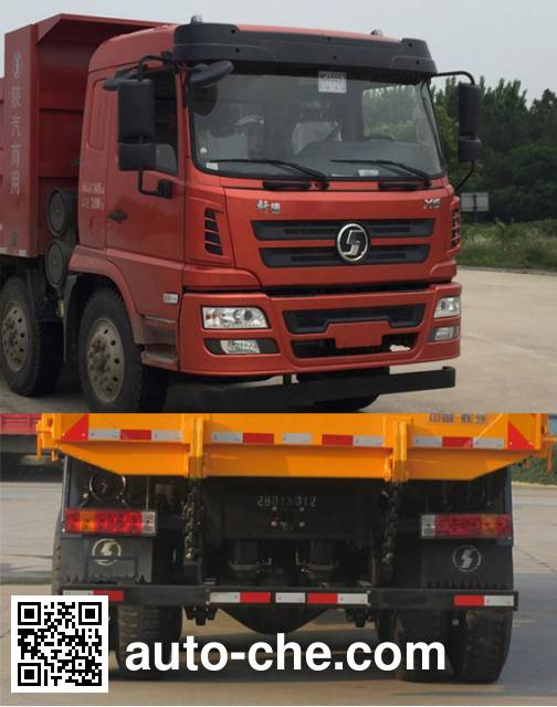 Shacman SX3311GP5L dump truck