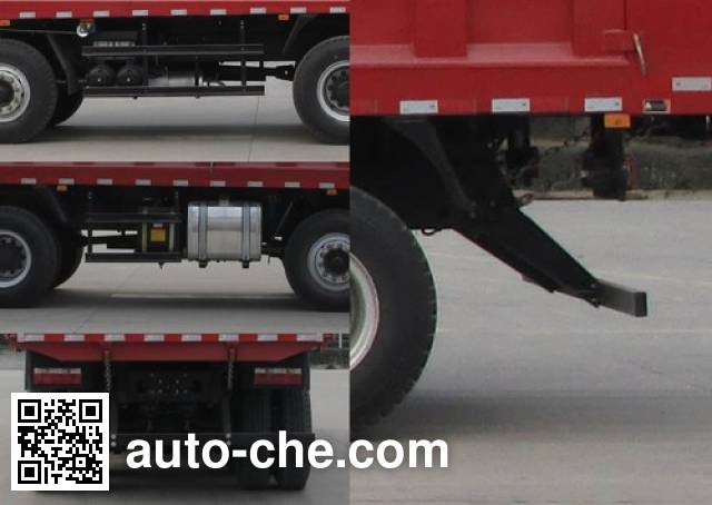 Shacman SX3315GP4 dump truck