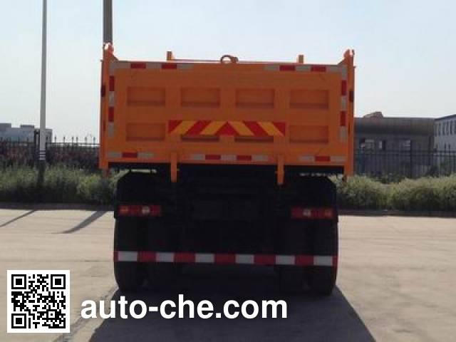 陕汽牌SX33165T486自卸汽车