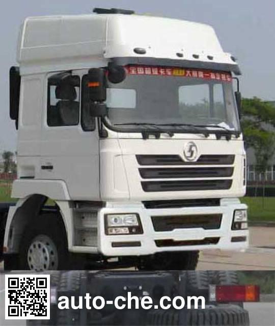 Shacman SX3316DR426 dump truck