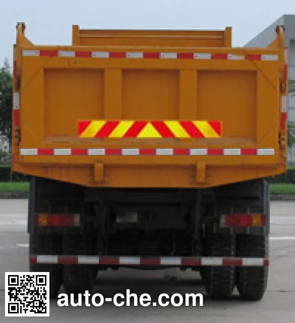 陕汽牌SX3316DR406自卸汽车