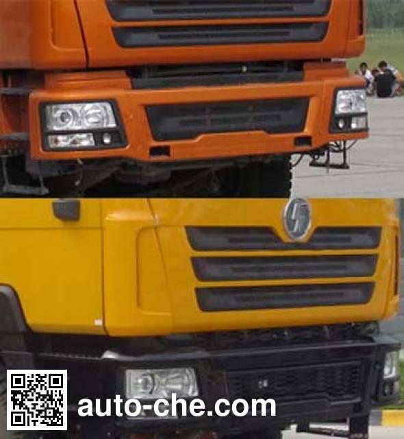 陕汽牌SX3316DT456TL自卸汽车