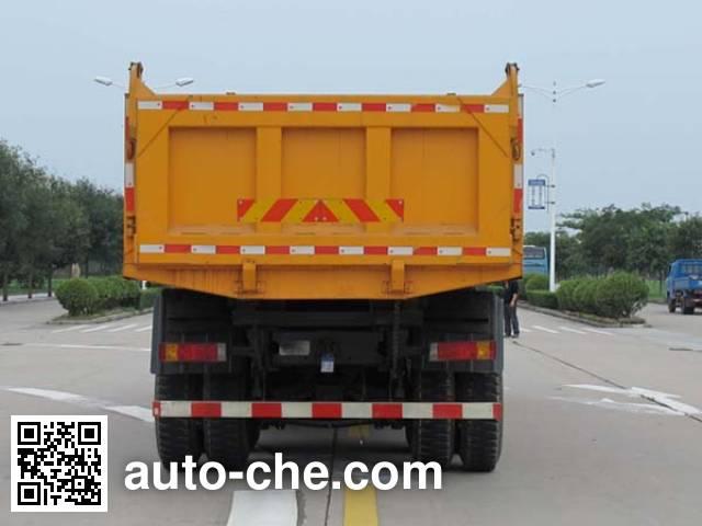 陕汽牌SX3318DT456T自卸汽车