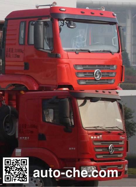 Shacman SX3318HR346TL dump truck