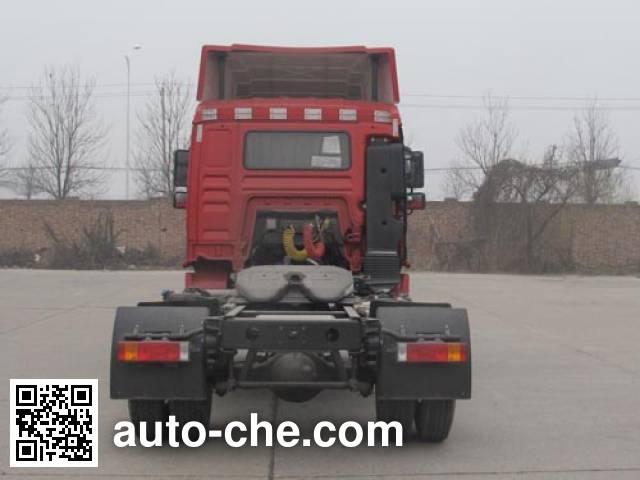 陕汽牌SX4130MA1牵引汽车