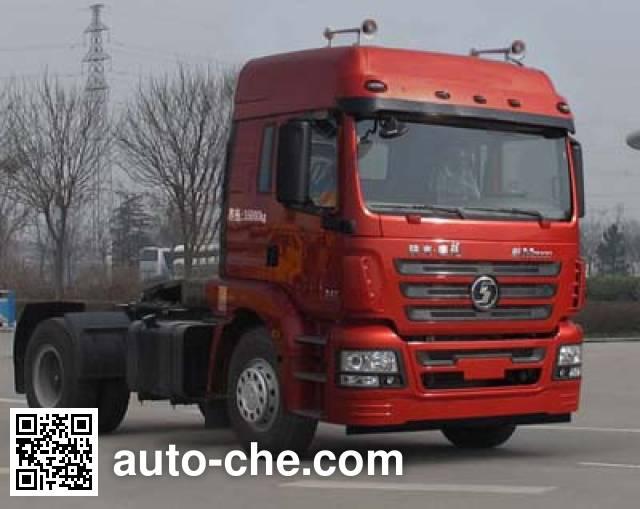 陕汽牌SX4180MB1牵引汽车