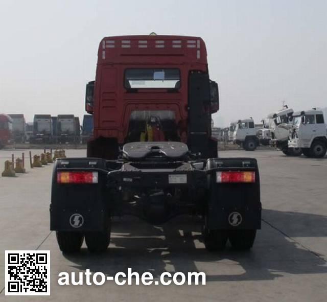 陕汽牌SX4180MP5牵引汽车