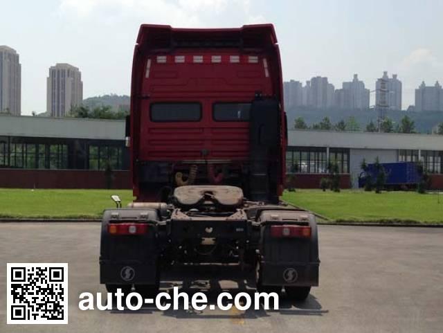 陕汽牌SX4180XC1SG牵引汽车