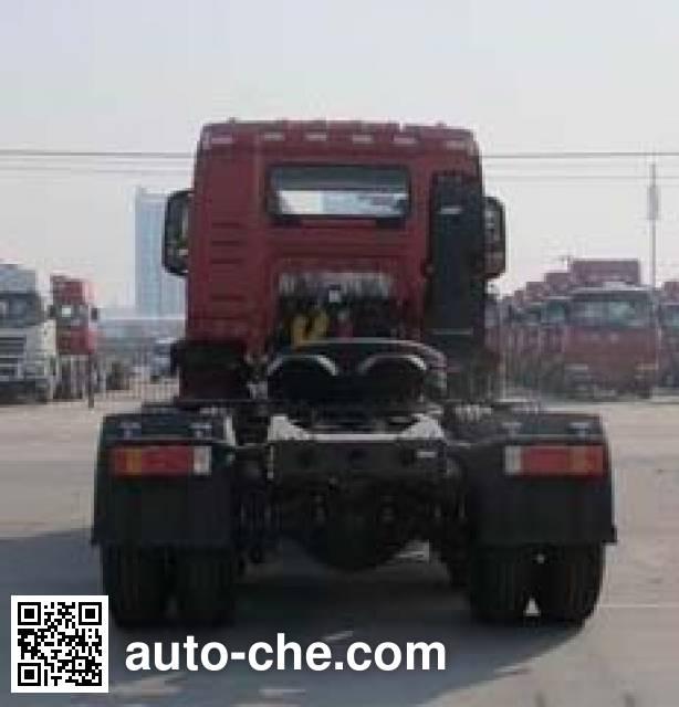 陕汽牌SX4250MB4牵引汽车