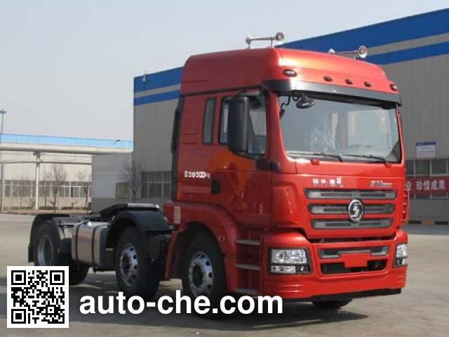 陕汽牌SX4250MB9牵引汽车