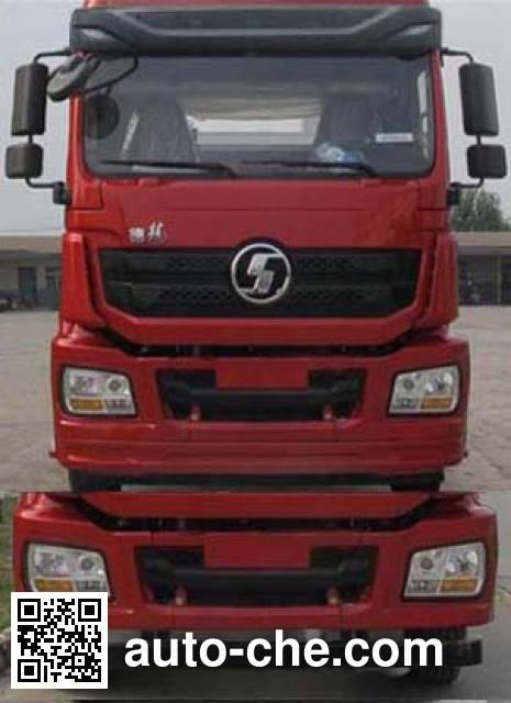 Shacman SX4250MB9W1 dangerous goods transport tractor unit