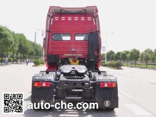 陕汽牌SX42564K324ZDJ牵引汽车