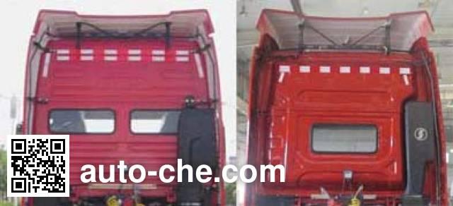 Shacman SX4250XC4W dangerous goods transport tractor unit