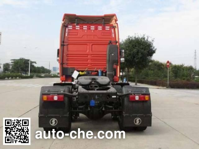 陕汽牌SX4250XC4牵引汽车