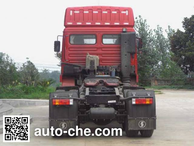 Shacman SX4256NX3246 container transport tractor unit